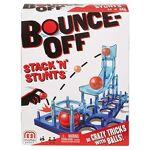 mattel  Mattel Bounce Off Stack'n'stunts, jeu de société et d'adresse,... par LeGuide.com Publicité