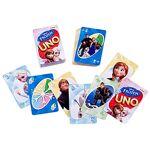 mattel  Mattel UNO Disney La Reine des Neiges, jeu de société et de cartes,... par LeGuide.com Publicité