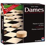dujardin  Dujardin Jeux Grand Classique Série Noire Dame Plateau Quel plaisir... par LeGuide.com Publicité