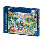 ravensburger  Ravensburger 15785 Puzzle Le monde de Disney 1000 pièces... par LeGuide.com Publicité
