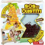 mattel  Mattel SOS Ouistiti, Jeu de Société et d'Adresse pour Enfants,... par LeGuide.com Publicité