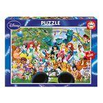 educa  Educa 16297 Puzzle Classique Le Merveilleux Monde De Disney Ii 1000... par LeGuide.com Publicité
