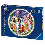ravensburger  Ravensburger 15784 Puzzle Classique Disney Pz Rond 1000 Pièces... par LeGuide.com Publicité