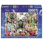 ravensburger  Ravensburger 19553 Puzzle Tous À Bord pour Noël Disney 1000... par LeGuide.com Publicité
