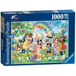 ravensburger  Ravensburger Disney Mickey Anniversaire de 1000pc Puzzle... par LeGuide.com Publicité