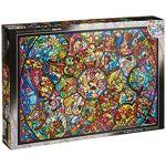 Tenyo Disney Toutes Les étoiles en Verre teinté Translucide Puzzle (1000pièces)... par LeGuide.com Publicité