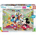 educa  Educa - Mickey Puzzle, 17695, Multicolore Amusant et original puzzle... par LeGuide.com Publicité
