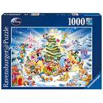 ravensburger  Ravensburger 19287 Puzzle Classique Noël avec Disney 1000... par LeGuide.com Publicité