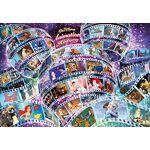 Tenyo Walt Disney Animation History Jigsaw Puzzle (1000 Piece) Officially... par LeGuide.com Publicité