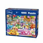 disney  Disney King Mad Tasse à thé Puzzle (1000pièces) Disney King Mad... par LeGuide.com Publicité