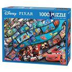 king  King - Disney Puzzle 1000 pcs, 5265, Multicolore Fabriqué en carton.... par LeGuide.com Publicité