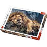 trefl  Trefl -Puzzle-Lion-1000 Pièces, 10447 lion 1000 pièces 10 ans et... par LeGuide.com Publicité