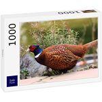 Lais Puzzle Faisan 1000 Pieces faisan Puzzle Pièces de puzzle perforées... par LeGuide.com Publicité