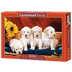 castorland  Castorland Puzzle 1000 pièces Petits chiens dociles Valeurs... par LeGuide.com Publicité