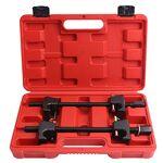 CCLIFE Kit Compresseur Ressort Amortisseur pour Voiture Griffes 300mm... par LeGuide.com Publicité