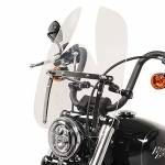 Craftride Pare Brise CW1 pour Honda Shadow 750 Black Spirit/VT 125/600/... par LeGuide.com Publicité