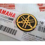 yamaha  Yamaha Autocollant logo 100% authentique de 25mm diamètre pour... par LeGuide.com Publicité