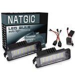 NATGIC NGCAT Lot de 2ampoules LED de 3528SMD et 18LED avec CANbus... par LeGuide.com Publicité