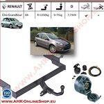 renault  Renault ATTELAGE avec faisceau 7 broches Clio III Grandtour de... par LeGuide.com Publicité