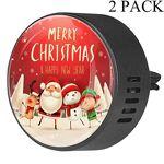 Eslifey Diffuseur de parfum de Noël, bonhomme de neige, renne et elfe... par LeGuide.com Publicité