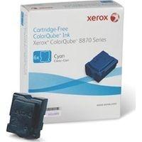 Xerox Cartouches Pack de 6 Cyan 108R00954