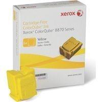 Xerox Cartouches Pack de 6 Jaune 108R00956
