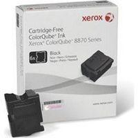Xerox Cartouches Pack de 6 Noir 108R00957