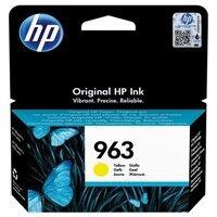 HP Cartouche d'encre HP 963 jaune 3JA25AE
