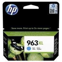 HP Cartouche d'encre HP 963XL cyan 3JA27AE