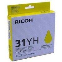 Ricoh Cartouche Jaune 405704 (GC-31YH)