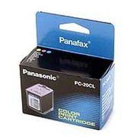 Panasonic Cartouche Couleur PC20CL