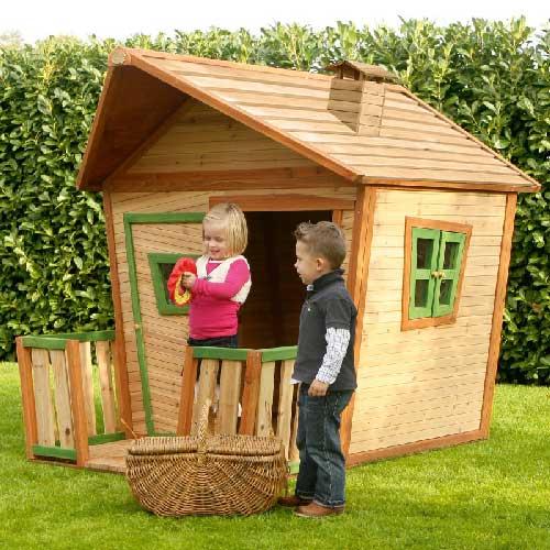 Axi Cabane pour enfant en bois JESSE
