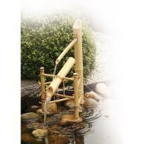 AcquaArte Fontaine étang Bamboo