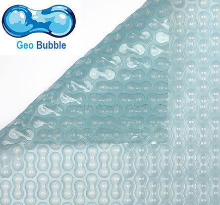 Bâche à bulle 500µ standard 4 cotés SOL + GUARD - Géobubble