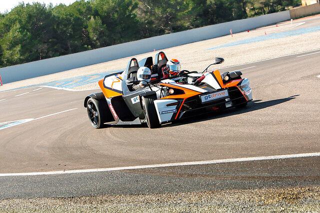 Wonderbox Coffret cadeau - Circuit du Var - Le Luc (83) - Sport & Aventure