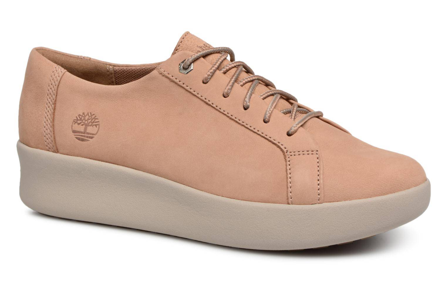 Timberland Berlin Park Oxford - Chaussures à lacets Femme, Beige