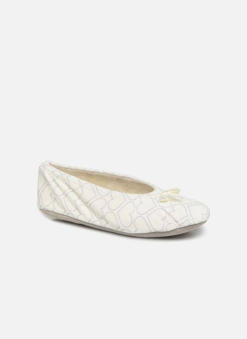Sarenza Wear Chaussons femme maison - Chaussons Femme, Blanc