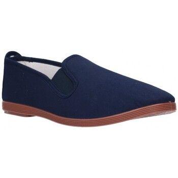 Potomac Chaussures 295 (C) Hombre Azul marino