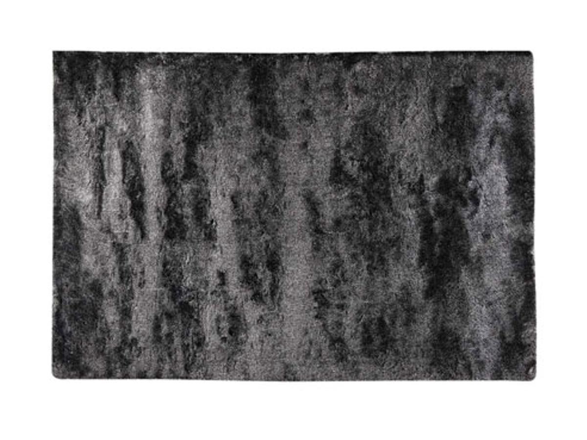 Vente-unique Tapis shaggy DOLCE anthracite - 160*230cm