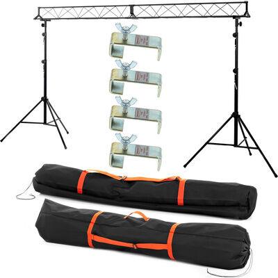 Stageworx LB-3 Lighting Stand Set Bundle
