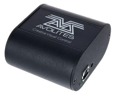 Avolites T1 USB Interface