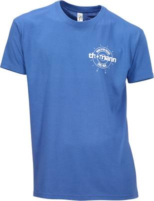 Thomann T-Shirt Blue S bleu