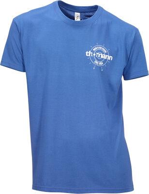 Thomann T-Shirt Blue M bleu
