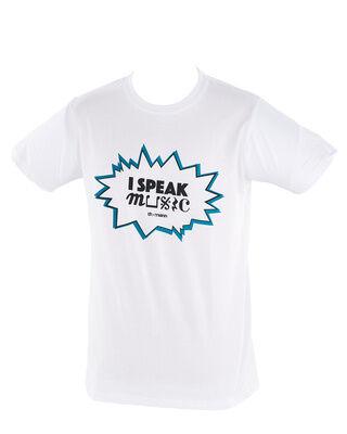 Thomann I Speak Music T-Shirt XXL
