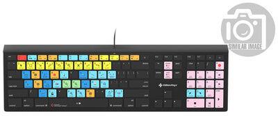 Editors Keys Backlit Keyboard Cubase MAC DE
