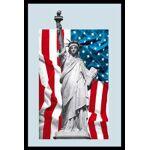 Empire Merchandising 538727 Miroir avec Cadre Plastique Effet Bois et... par LeGuide.com Publicité