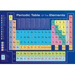 1art1  1art1® 25132 Poster Sciences Naturelles Periodic Table of the Elements... par LeGuide.com Publicité