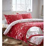 Portfolio Housse de Couette, Rouge, Super King Préparez-vous pour Noël... par LeGuide.com Publicité