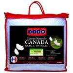 dodo  Dodo COUETTE CANADA ANTI-ACARIENS 50% DUVET D'OIE TEMPÉRÉE 220... par LeGuide.com Publicité