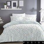 fusion  Fusion Ombre Leopard Parure de lit Facile d'entretien, Bleu,... par LeGuide.com Publicité